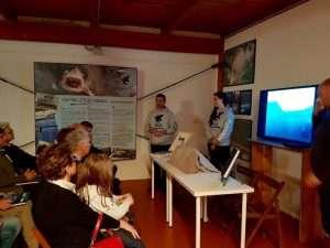 Conferenza presentazione Centro Studi Squali