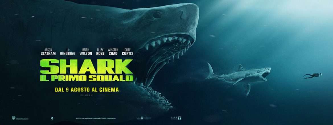 shark il primo squalo film trailer