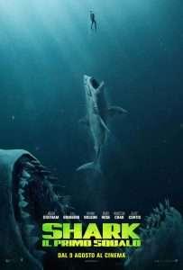 Megalodon shark squalo film