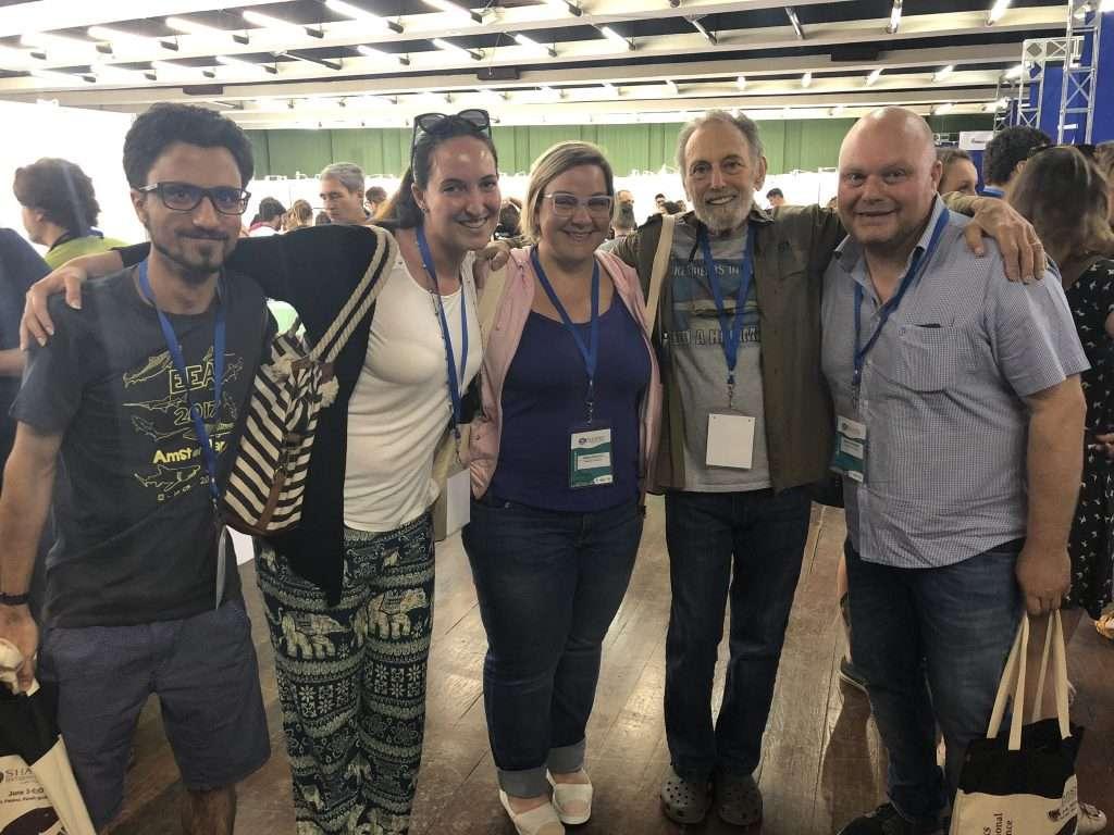 III Congresso Mondiale sugli Elasmobranchi francesca reinero