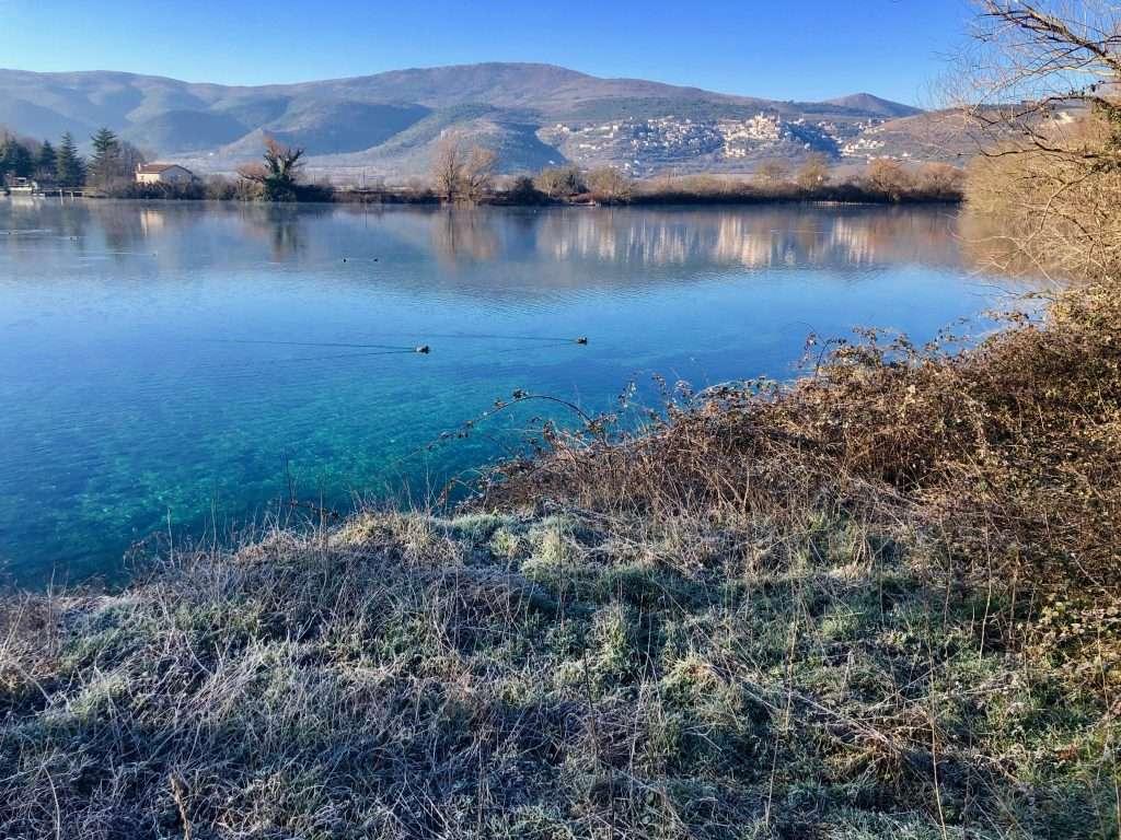 Lago di Capodacqua Immersioni Francesca Reinero Capestrano Abruzzo Diving