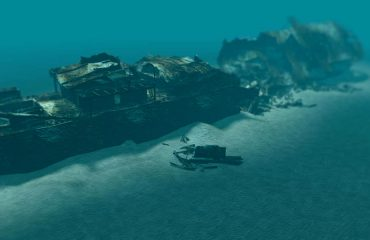 relitto del Thistlegorm nel Mar Rosso
