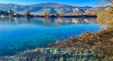 Lago di Capodacqua Atlantide Francesca Reinero Diving